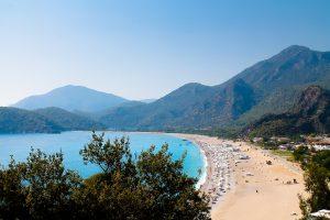 Turkey Mediterranean coast