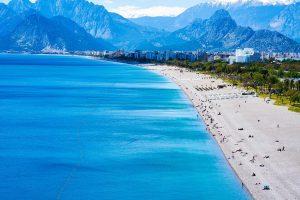 Turkey Antalya sea