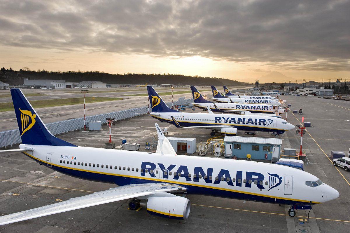 Ryanair fleet