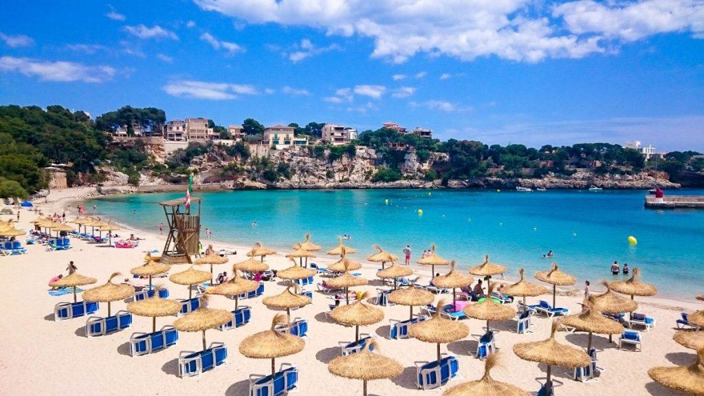 Spain Mallorca beach