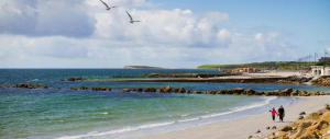 Oranmore beach