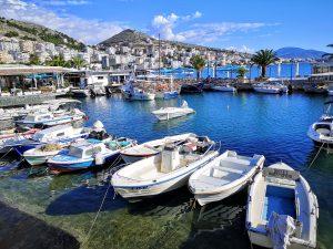 Albania sea boats