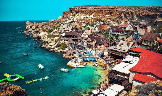 Malta village
