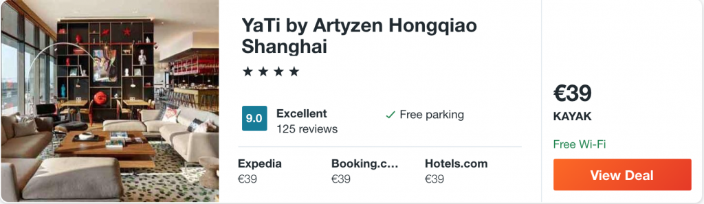 cheap hotel in China