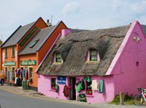 County Clare Doolin architecture