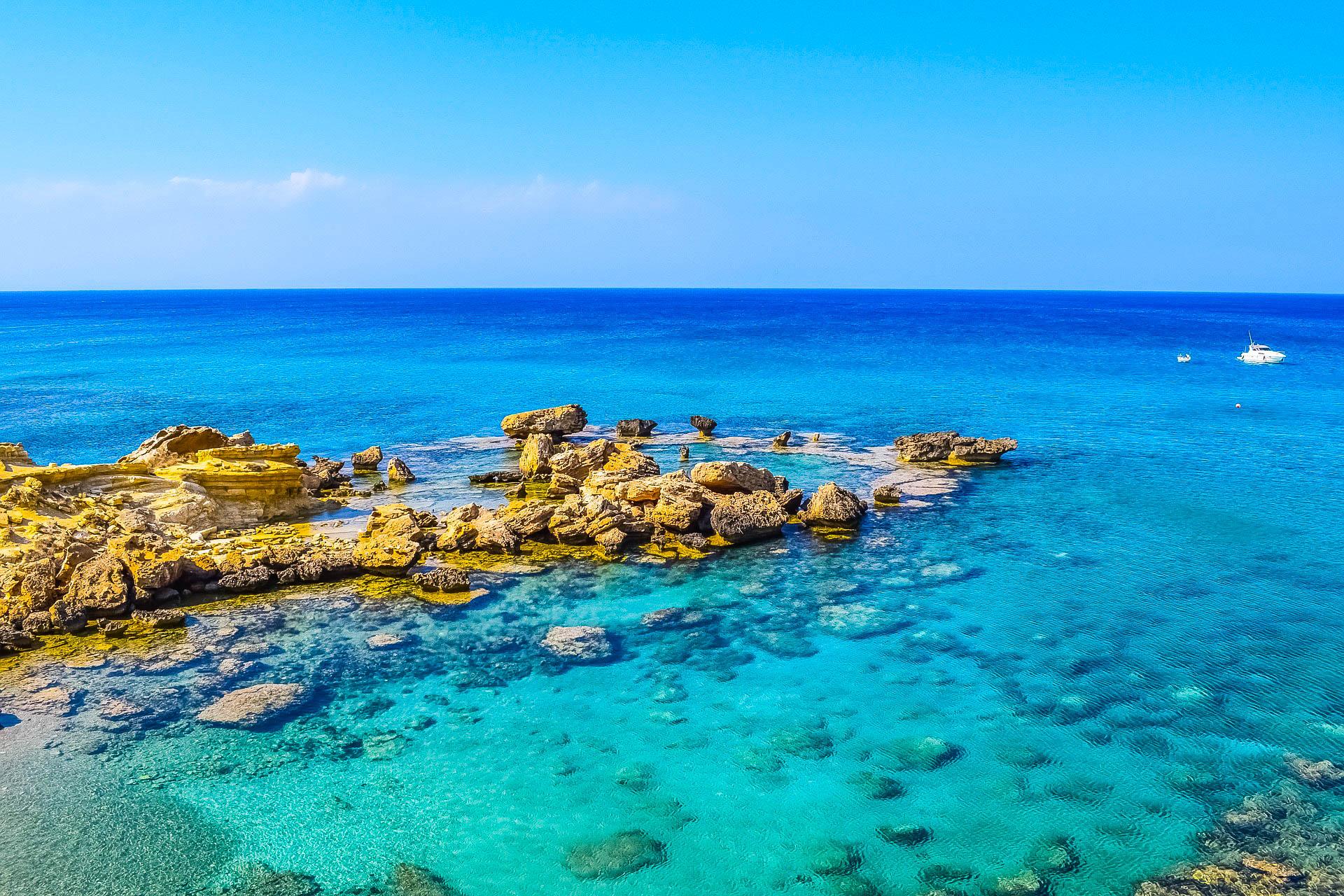 cyprus coastline