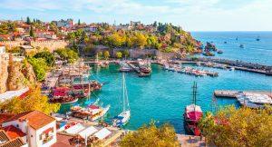 Turkey Bodrum Bay