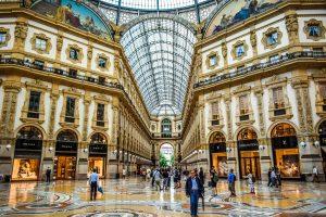 italy milan architecture
