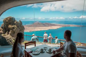 Spain Lanzarote restaurant