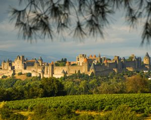 French Carcassonne