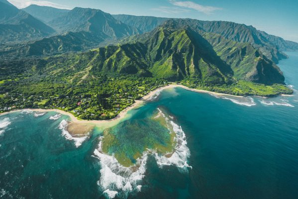 USA Hawaii Kauai