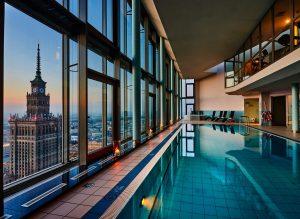 5* Intercontinental Hotel Warsaw