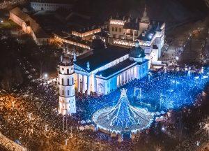 Vilnius Christmas