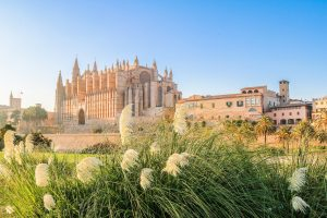 Spain Majorca Cathedral